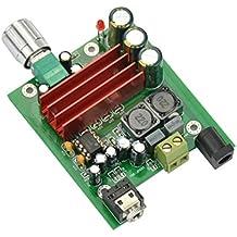 Aoshike 8-25V 100W TPA3116 Subwoofer Digital Power Amplifier Board TPA3116D2 Amplifiers NE5532 OPAMP