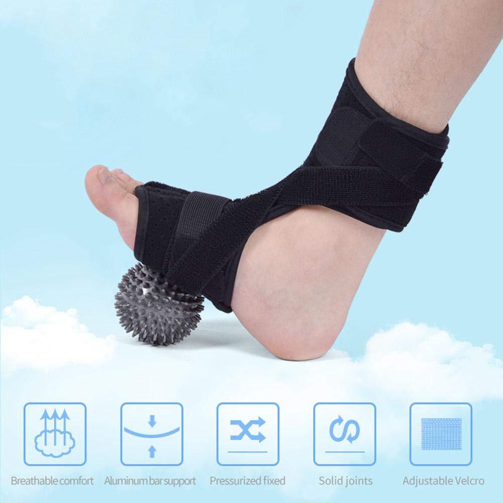 True-Ying - Juego de pelotas de masaje para pies de ortopedia de ...