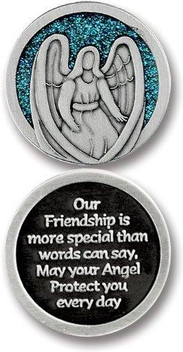 (GUARDIAN Angel POCKET Token for FRIEND - Friendship - 1.25