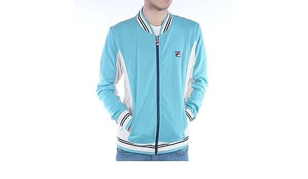 Fila - Chaqueta deportiva - para hombre azul (azure) XXL: Amazon ...