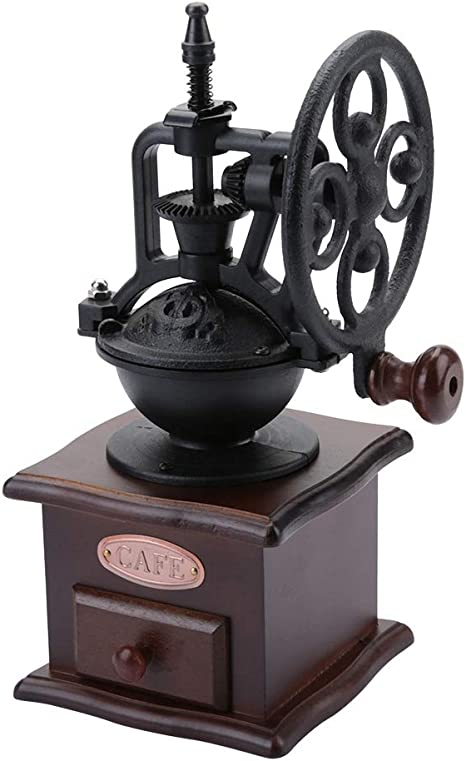 Manual Coffee Bean Grinder Hand Mill Pepper Spice Home Grinding Coffee Grinder