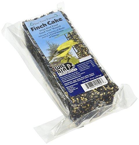 (Pine Tree 1502A FInch Wild Bird Seed Cake, 15-Ounce)