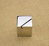 10 Set Modern Art Square Business Card Holder Table Number Card Stand Menu Holder