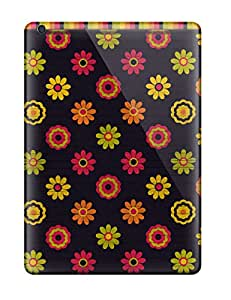 New Fashionable BrewerEdward RGjcVnj8599xoQPZ Cover Case Specially Made For Ipad Air(funky Tiny Flowers )