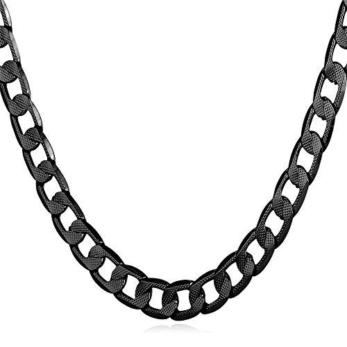 U7 Necklace Fashion Jewelry Platinum product image