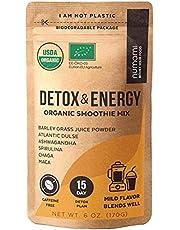 Organic Detox & Energy Smoothie Powder