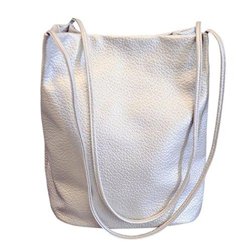 Colores Silver Surtidos Coafit Para Bolso Bandolera De Mujeres 0xaaftq