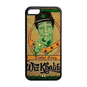 diy phone casecustomized wiz khalifa for iphone 6 plus 5.5 inch case 5C-brandy-140096diy phone case