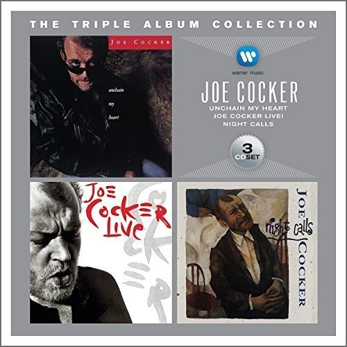 CD : Joe Cocker - Triple Album Collection (Germany - Import, 3 Disc)