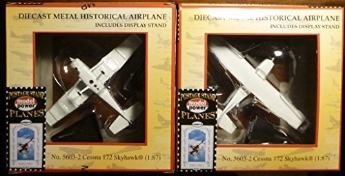 Price comparison product image MODEL POWER 5603-2 Cessna 172 Skyhawk N2008S