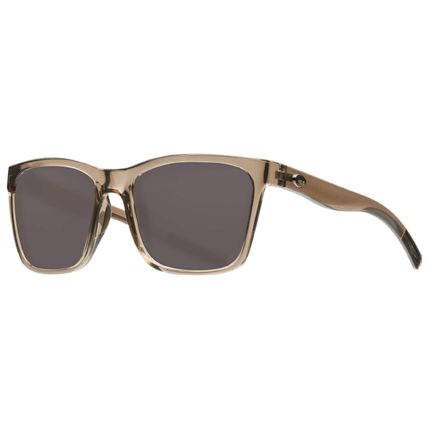 Costa Panga Two Tone Plastic Frame Grey Lens Unisex Sunglasses PAG258OGP by Costa Del Mar