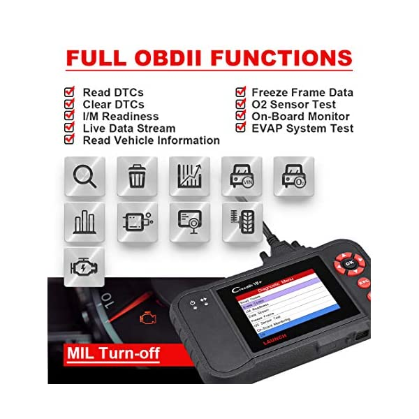 Launch-OBD2-Scanner-Creader-VII-ABS-SRS-Transmission-and-Engine-Code-Reader-Diagnostic-Scan-Tool