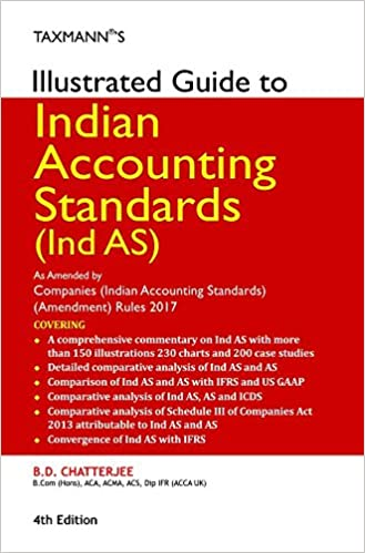 Indian Accounting Standards Book Ebook