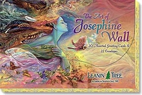 Leanin' Tree The Art of Josephine Wall Greeting