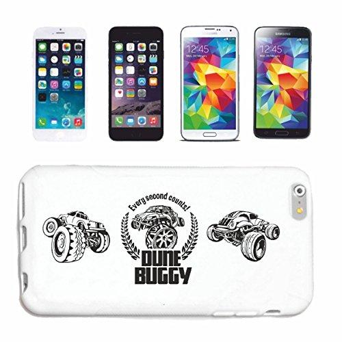 """cas de téléphone iPhone 7 """"BUGGY OFF ROAD 4X4 MONSTER TRUCK 4 × 4 LANDROVER BUGGY AUTOCROSS Stockcar RACE"""" Hard Case Cover Téléphone Covers Smart Cover pour Apple iPhone en blanc"""
