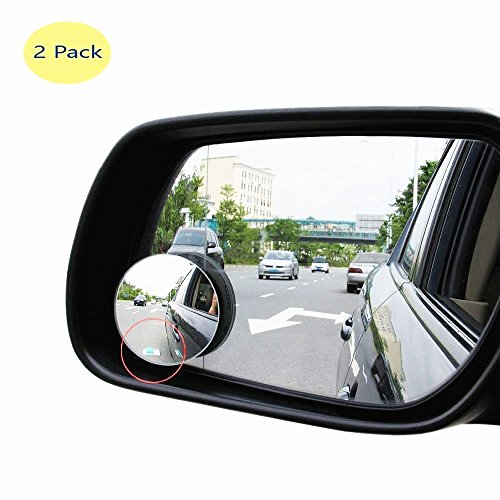 Rotatable Rear View Self Adhesive Installation Instructions product image