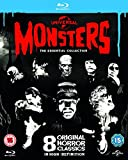 Universal Monsters: The Essential Collection 8 Original Horror Classics Box Set Collection [Blu-ray]