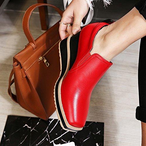 CXY Sport Printemps avec Profondes Haut Chaussures de Hauts Et de Chaussures 37 Talons Rouge Gamme des d'automne à Et Chaussures des rEAqrzF
