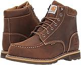 "Carhartt Men's 6"" Lug Bottom Moc Soft Toe CMW6197"