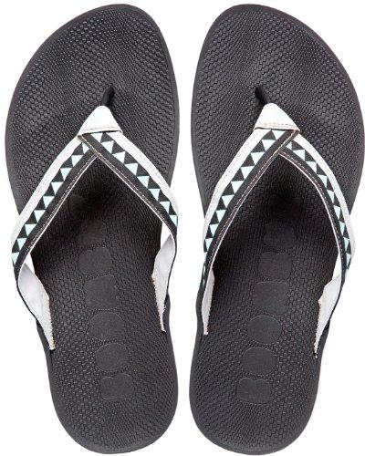 Dressed Chanclas Lona mehrfarbig Boombuz De 004 black Half grey 2 Taiga Multicolor Para 102 Hombre wTgqqaEfF