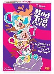 Funko Signature Games: Mad Tea Party Game Multicolor