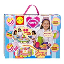 ALEX Toys - Pretend & Play Sweetheart Cafe 791W