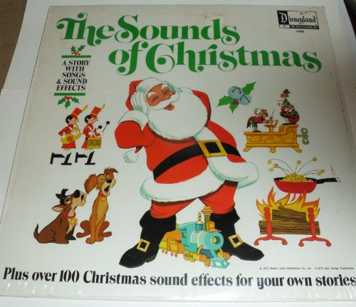 The Sounds of Christmas: A Story with Songs and Sound Effects [LP Record]