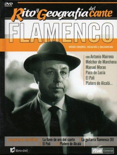 Rito y geografía del cante V. 14 - La llave de oro del cante, La guitarra flamenca 2 , El Pali, Platero de Alcalá: Amazon.es: Cine y Series TV