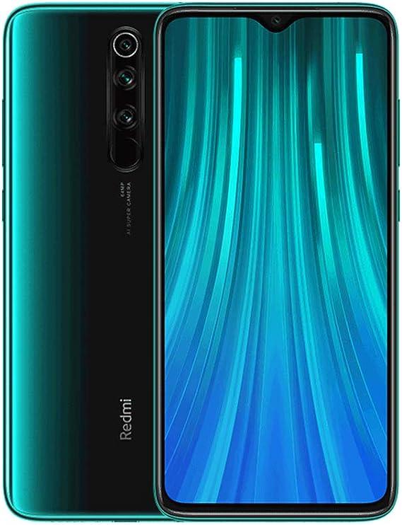 Xiaomi Redmi Note 8 Pro Smartphone,6GB RAM 128GB ROM Mobilephone ...