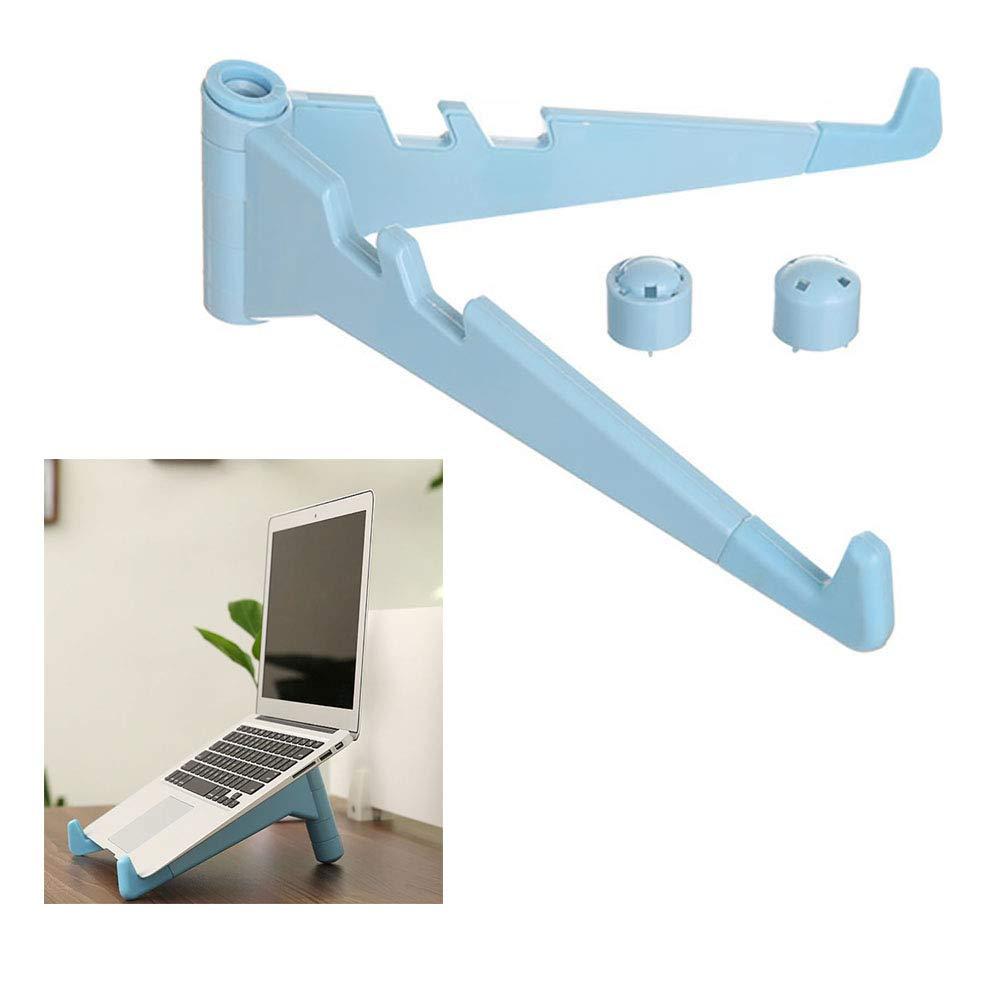 Adjustable Desktop Laptop Stands Table Cooling Stand Holder Notebook Desk Bracket Tablet Pad Heat Reduction Mount Support