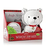 Hallmark 2012, JINGLE INTERACTIVE STORY BUDDY..version 2.0 W/Read-A-Long CD