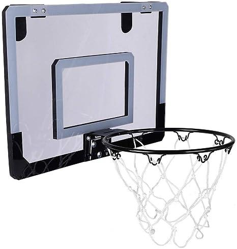 Focket Sistema de aro de Baloncesto, Kit de aro de Soporte de ...