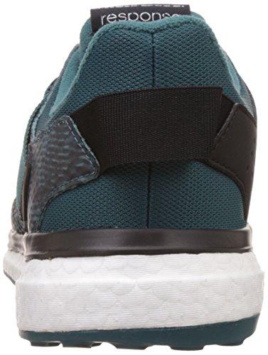 adidas Response 3 M, Scarpe da Corsa Uomo Verde (Verde (Vertec / Vertec / Negbas))