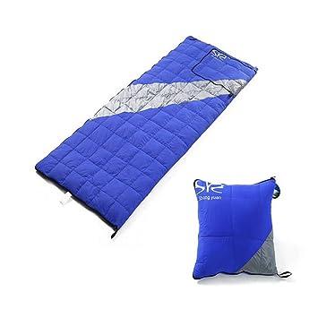 OuYee cabaña Saco de Dormir de algodón, Saco de Dormir Dormir Saco de Dormir Verano