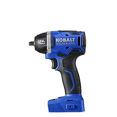 Kobalt 24-Volt Max-Volt 3 8-in Drive Cordless Impact Wrench Model 672828