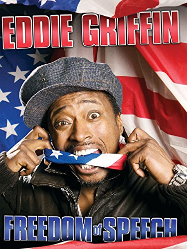 Eddie Griffin: Freedom of Speech (Comedy Central 100 Best Comedians)