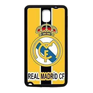 Note 3 Case Football Team Real Madrid Logo Samsung Galaxy Note 3 (Laser Technology)