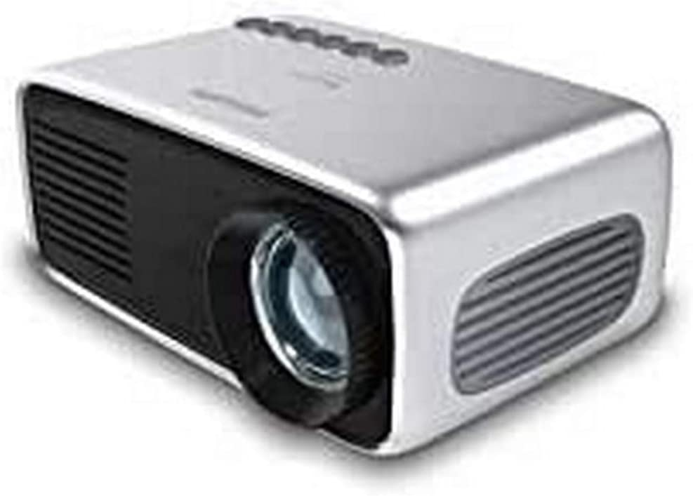 Philips NeoPix Start+ Projector, Built-in Media Player and Battery