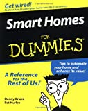 Smart Homes for Dummies, Danny Briere and Pat Hurley, 0764505270