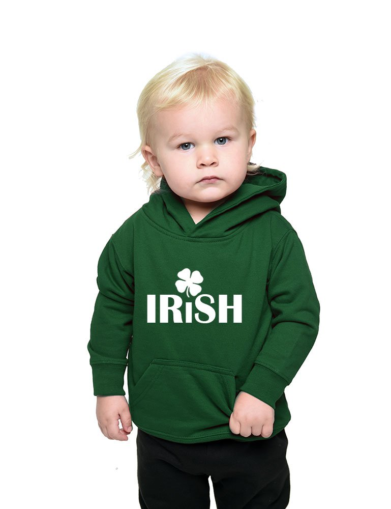 PandoraTees Fleece Hoddie - Irish 643001-$P