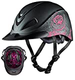 Product review for TROXEL REBEL LOW PROFILE WESTERN RIDING HELMET SEI / ASTM CERTIFICATION ALL SIZES & STYLES