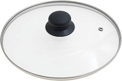 ORYX Tapadera De Cristal Para Sartén 18cm