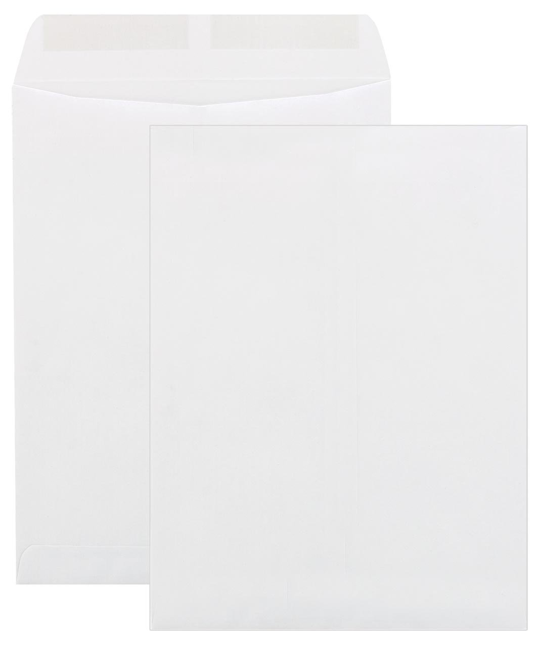 Columbian CO642 10x13-Inch Catalog White Envelopes, 250 Count