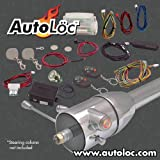 AutoLoc Power Accessories 89768 Red One Touch Engine Start Kit with RFID/Remote
