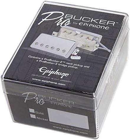Gold Epiphone ProBucker Pickup Set