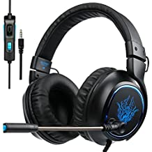 [Sponsored] SADES 2017 Newest Version R5 Gaming headsetNew Xbox One Gaming Headset, Gaming Headsets Headphones For New Xbox One PS4 PC Laptop Mac Computer Phone