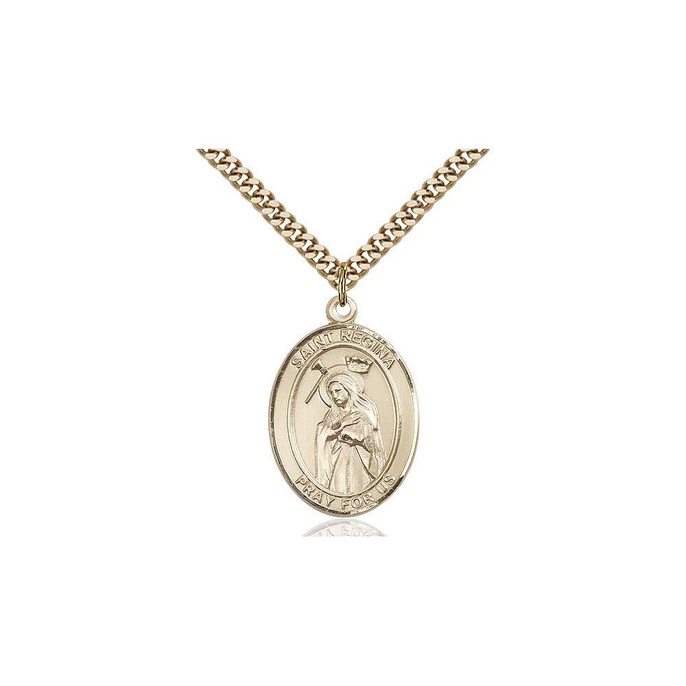 Regina Pendant DiamondJewelryNY 14kt Gold Filled St