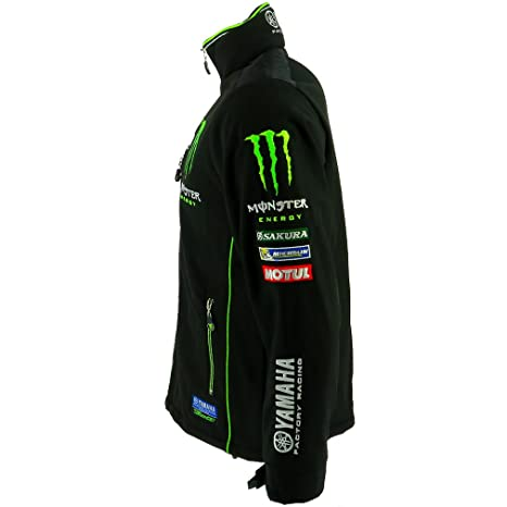 Tech 3 Yamaha Monster Moto GP Racing Team Soft Shell ...