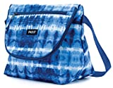 PackIt Freezable Uptown Lunch Bag, Tie Dye
