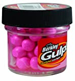 Berkley GPFE-PK Gulp Floating Salmon Eggs, Pink, 0.56-Ounce, Outdoor Stuffs